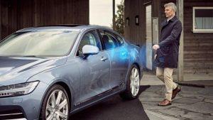 قفل درب خودرو را با بلوتوث گوشی خود کنترل کنید!!+تصاویر