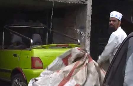 مرد بیسواد ماشینی با سوخت آب تولید کرد!!!!+ تصاویر