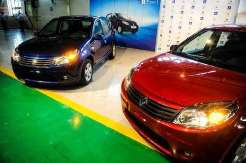 رنو ساندرو رسما توسط پارس خودرو به همراه قیمت معرفی شد + تصاویر