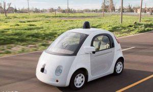 ساخت خودرو بدون راننده گوگل با همکاری فیات+تصاویر