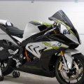 سوپر موتورسیکلت الکتریکی بی ام و شاهکاری برای عشق موتورها+تصاویر