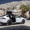 تسلاX، فول خودرویی که از آینده می آید+تصاویر