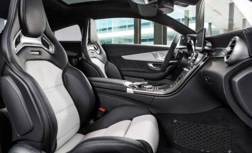 عکس های مرسدس AMG C63 کوپه ۲۰۱۷ + مشخصات