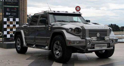 خودروهای شاسی بلند لوکس و گران قیمتی که فقط پولدارها سوار میشوند+تصاویر