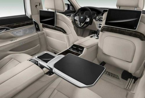 عکس های خودروی ب ام و سری ۷ مدل ۲۰۱۶ + مشخصات