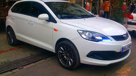پرطرفدارترین خودروهای زیر 100 میلیون در ایران+تصاویر