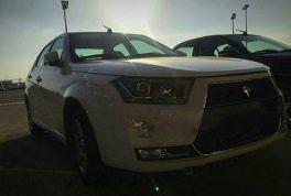 خودروی دنا با تغییرات جدبد تا پایان سال جاری عرضه میشود + تصویر