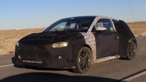 نسل دوم خودروی هیوندای ولوستر در صحرا شکار شد + تصویر