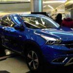 خودروی چری تیگو7 در مرکز تجاری کوروش تهران رونمایی شد + تصاویر