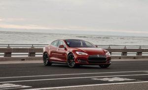 خودرو تسلا مدل S P85D خودروی الکتریکی با قدرت + تصاویر