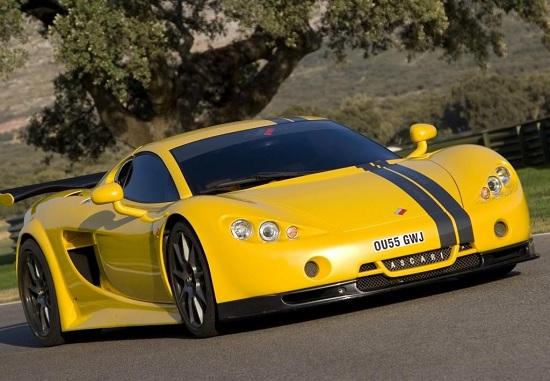 خودرو های لوکس جهان