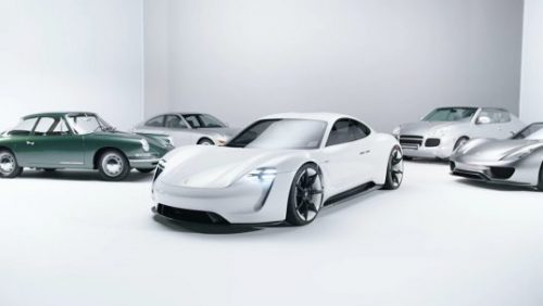 برترین کانسپتهای تاریخ پورشه در صنعت خودرو سازی + تصاویر