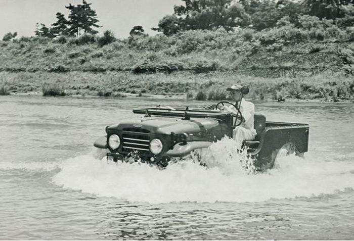 تاریخچه خودرو تویوتا