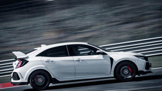 خودرو هوندا سیویک تایپ R