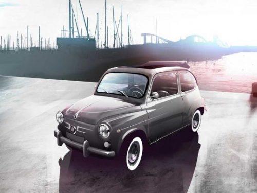 خودرو سئات ۶۰۰ کانسپت در نمایشگاه بارسلونا معرفی شد + تصاویر