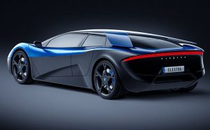 خودرو الکسترا ابرخودروی الکتریکی تا یکسال دیگر در بازار