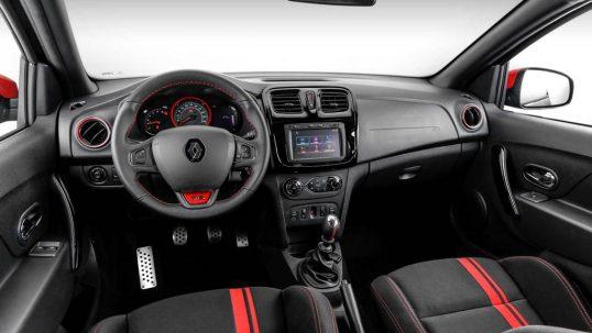 خودرو رنو ساندرو RS ریسینگ اسپریت