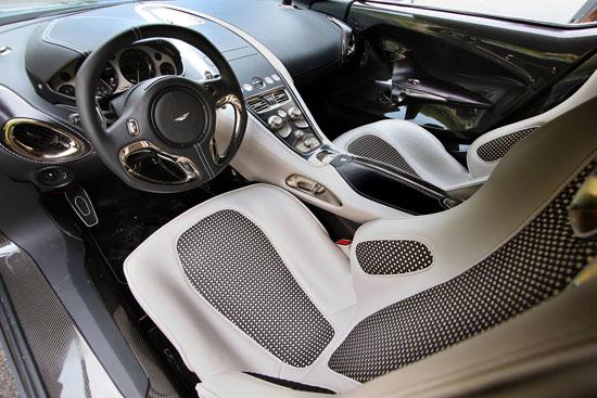خودروهای اسپرت استون مارتین
