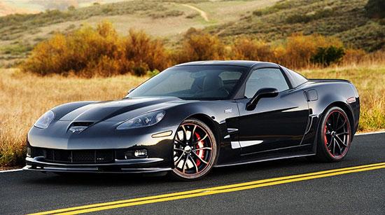 سریعترین خودروهای آمریکایی