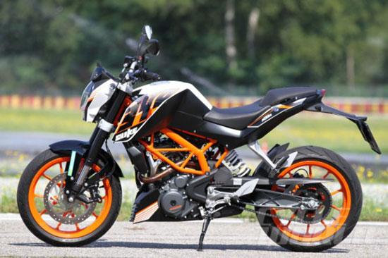 موتورسیکلت DUKE 250cc