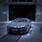 بی ام و خودرو رودستر i8  جدید خود را معرفی کرد