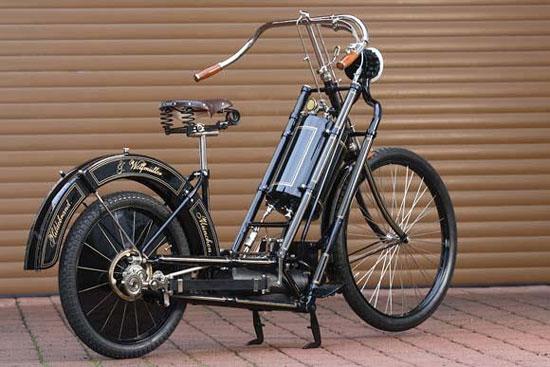 نسل بعدی موتورسیکلت ها