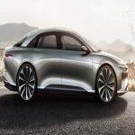 زیباترین خودرو الکتریکی جهان رونمایی شد