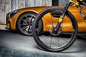 تولید یک دوچرخه سوپر اسپرت ۳۳ میلیونی توسط مرسدس بنز!