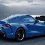تویوتا سوپرای جدید با پیشرانه ی V6 توربو و قدرت ۴۰۰ اسب بخار