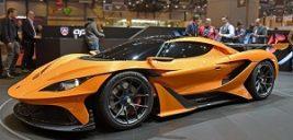 گرانترین اتومبیلهای جهان در سال ۲۰۱۷