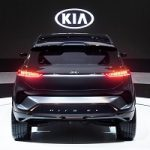 نمایش خودروی جدید مفهومی کیا که احوالپرسی هم می کند