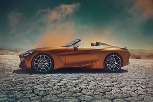 معرفی بامو مدل Z4 جدید به زودی در نمایشگاه پاریس