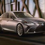 معرفی لکسوس ۲۰۱۹ ES خودروی لوکس ژاپنی