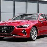 عرضه خودروی لوکس جنسیس G70 مدل ۲۰۱۹