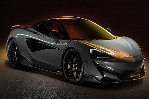 معرفی خودروی جدید مک لارن ۶۰۰LT