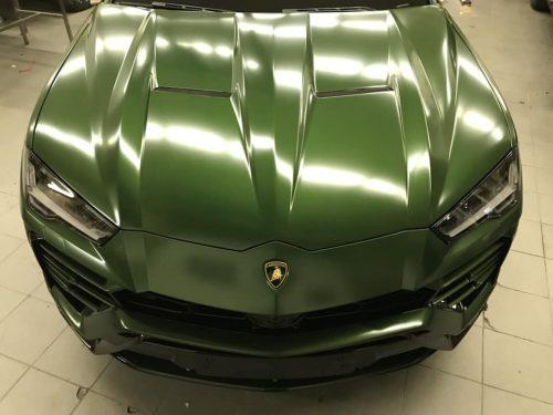 ماشین لامبورگینی اوروس