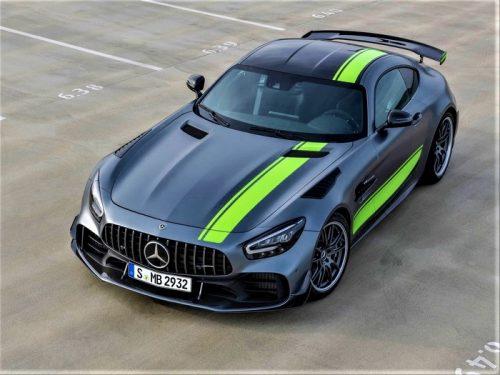AMG GT R Pro
