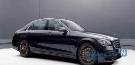 نسخه نهایی مرسدس AMG S65 رونمایی شد