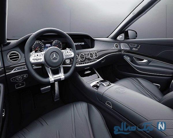 مرسدس AMG S65