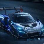 خودروی مک لارن سنا GTR جدید رونمایی شد