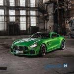 معرفی مرسدس بنز AMG GT R مدل ۲۰۲۰