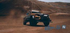 خودروی بنتلی بنتایگا بنگالا رونمایی شد