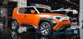 خودروی مفهومی تویوتا FT 4x جایگزینی برای افجی کروز