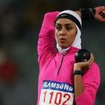 بانوی ورزشکار ایرانی با مربیش ازدواج کرد + عکس