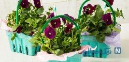 ایده های جذاب از کاردستی های زیبا و خلاقانه برای فصل بهار