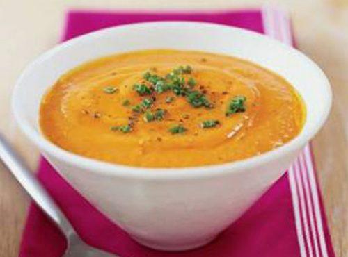 سوپ فلفل دلمه ای