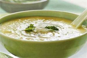 طرز تهیه ی سوپ تره فرنگی با طعمی منحصر به فرد