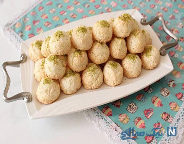 شیرینی نارگیلی