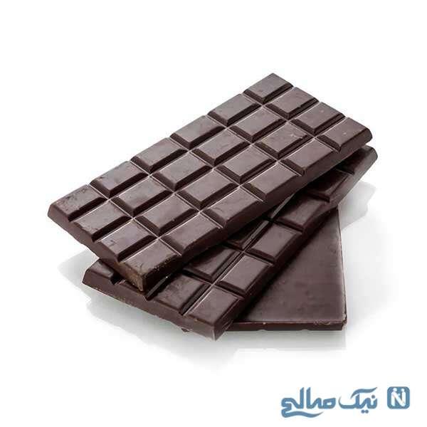کاربرد شکلات تخته ای