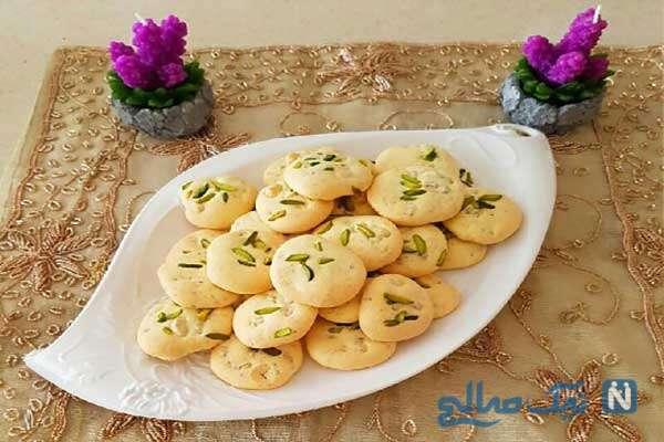 شیرینی گردویی خانگی مخصوص عید